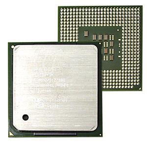 Procesor Intel pro socket 478