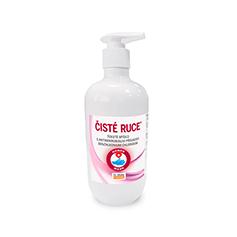NOVINKA - Čisté ruce® Tekuté mýdlo na mytí rukou
