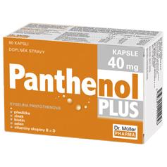 NOVINKA - Panthenol PLUS kapsle