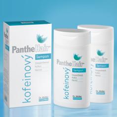 NOVINKA - PantheHair® kofeinový šampon