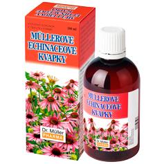 NOVINKA - Müllerove echinaceove kvapky