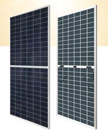 Budoucnost solárů: oboustranné panely sledující slunce