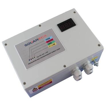 MPPT regulátor OPL 9AC 3kW - U/I pro fotovoltaický ohřev vody