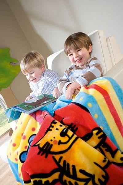 Dětské deky - De luxe kids