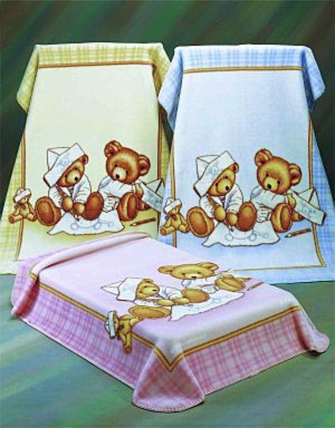 Dětská deka Baby - Golden 712