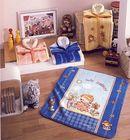 Dětská deka s patenty na sepnutí do fusáčku Nana Baby 80 x 90 cm, 6163