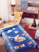 Dětská deka Acrylic Baby 110 x 140 cm, 6062