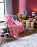 Velvet Baby Blanket 80 x 110 cm 6204 s výšivkou