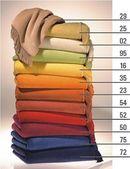 Orion cotton plus uni 150 x 200 cm