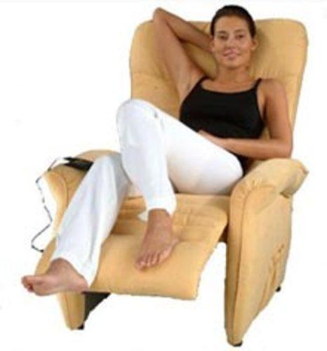 Masážní relaxační křeslo pro seniory Vitalax Exclusiv
