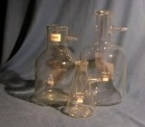 láhev odsávací 5000 ml kónická