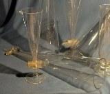 válec sedimentační Imhoff 1000 ml s kohoutem