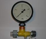 redukční ventil s manometrem - čpavek NH3