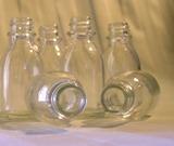 lékovka úzkohrdlá 25 ml čirá