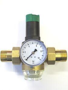 """Redukční ventil D06F-1AM 1""""s manometrem"""
