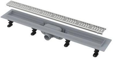 Liniový podlahový žlab plastový APZ10 - 650M