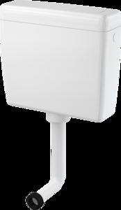Alcaplast - A93 - Alca UNI DUAL univerzální WC nádržka