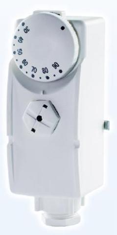 Příložný termostat SALUS AT 10