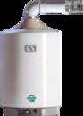 Plynový ohřívač Quantum Q7 25 NODZ/E, 95 l, 3,4 kW