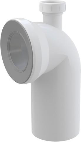 ALCAPLAST A90-90P40 Dopojení k WC s připojením 40