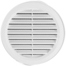 HACO Mřížka VM 110 bílá se síťovinou