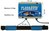 Elektromagnetická úpravna vody , Flodravin