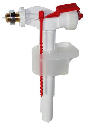 """ALCAPLAST Napouštěcí ventil boční kovový závit - pro plastové nádržky (A16P 3/8"""")"""