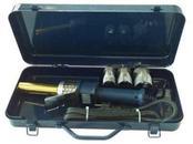 Komplet svářečka Mini Eco Kufr + P-4a 650W + černé nástavce 20-32mm