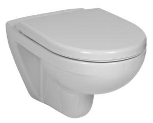 WC závěsný klozet  LYRA PLUS  H8233800000001