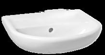 Umyvadlo 55 cm LYRA PLUS 1438.2(bez otvoru)