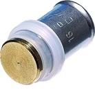 Záslepka 16 mm lisovací
