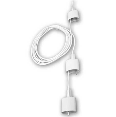 MAVE ponorná sondaPSV2  do vrtu dvojitá-15+5m kabel