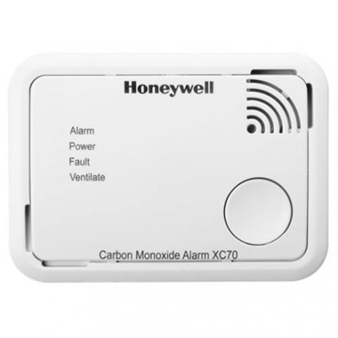 Detektor oxidu uhelnatého Honeywell XC70-CS
