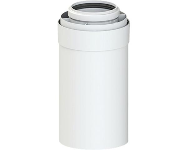 Prodloužení souosé 60/100- L=250 kondenz PPs/Alu