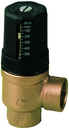 """HEIMEIER Přepouštěcí ventil 1"""" (DN 25) Hydrolux, vnitřní"""