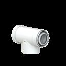 Kontrolní T-kus 80/125 kondenz PPs/Al