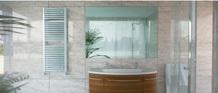 Koupelnové těleso KORALUX RONDO  COMFORT KRT 1820.450