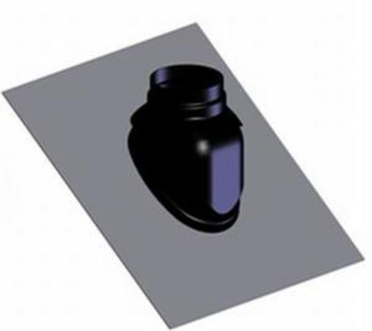 Přech.šikm.str.černá  25-45