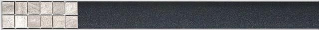 Rošt pro liniový podlahový žlab APZ12 - pro dlažbu 750mm
