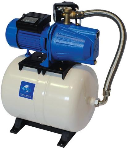 BLUE LINE vodárna PJM100L PWB60H 60 litrů  ležatá 230V