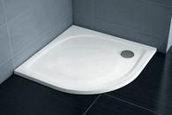 Sprchová vanička ELIPSO 90 PRO bílá