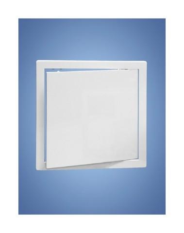 HACO vanová dvířka bílá D 20x20 plast