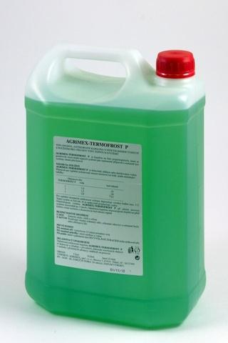 TERMOFROST  P 5L- zelená
