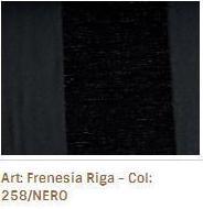 Látka na sedací soupravy Frenesia Riga 258 Nero