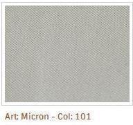 Bílá látka Micron 101