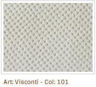 Bílá látka Visconti 101
