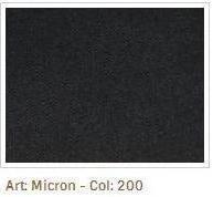 Černá látka Micron 200