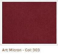 Červená látka Micron 303