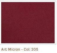 Červená látka Micron 305