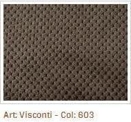 Hnědá látka Visconti 603